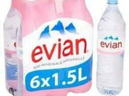 Evian mineral water - photo 2