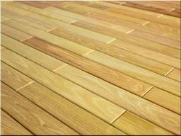 Acacia (Robinia) edged board