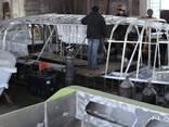 Construction of any sailing and motor boats with aluminum hulls. - photo 6