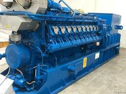 Газопоршневые двигатели от компании Sumab Energy