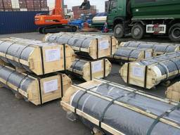 Graphite Electrodes UHP HP RP diameter 100-700 mm Low Price - photo 3
