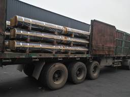 Graphite Electrodes UHP HP RP diameter 100-700 mm Low Price - фото 7