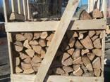 Колотые дрова - фото 5