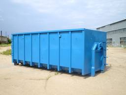 Krok Containers, Hook lift containers, Dumpers,