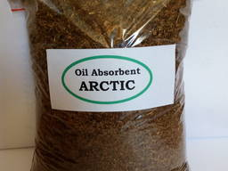 """Oil absorbent """"Arctic"""" for oil spill response"""