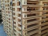 Поддоны деревянные новые - фото 1