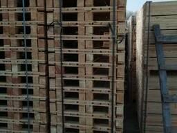 Поддоны деревянные новые - фото 2
