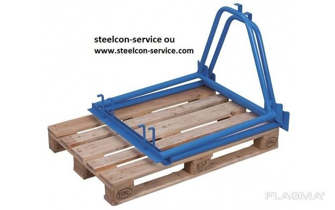 Rack pallet / 120eur