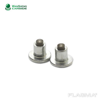 Tungsten carbide tire stud anti-slip for ice and snowing