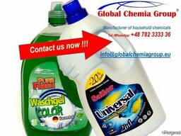 Washing powder and washing gel from the manufacturer - фото 2