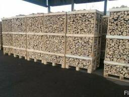We sell firewood natural moisture and dry - фото 1