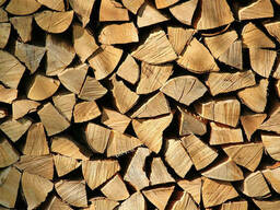 We sell firewood natural moisture and dry - фото 2