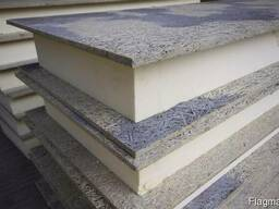 Wood wool cement board / Träullcementplatta - фото 3