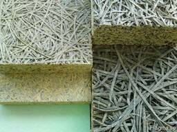Wood wool cement board / Träullcementplatta - фото 8