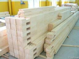 Wooden Houses Kit from Glued Laminated Timber Buy a Home - photo 3